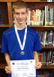 State Geography Bee Finalist