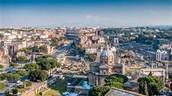 Modern Rome, Ancient Rome