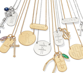 Charms & Engravable Jewelry