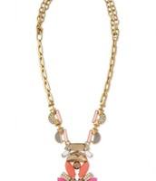 Pop Geo Necklace- Originally $94-- SALE $30