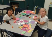 Using Shapes to make Monsters
