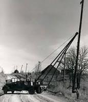 Repairing the poles