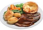 Come to The White Horse Hertingfordbury and enjoy Sunday lunch from £10