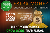 Join EXTRAMMM and get financial help !