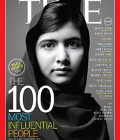Malala as One of the Most Influential People in the World
