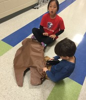 Construction of our Angler Fish