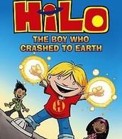 HiLo: The Boy Who Crashed to Earth