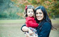 Salima Fetter: Emory MBA, Mom of 1 with baby on the way and S&D Associate Director