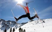 Alpine skisport