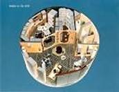Inside Skylab