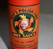 Ray's Polish Fire Hot Sauce - $7