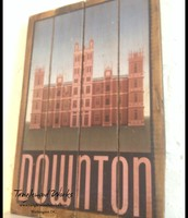 $49 - Downton Sign