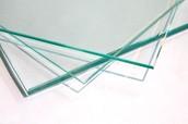 Láminas de vidrio