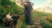 Call to Adventure - Is when Bilbo's parents were in the Took-clan and they are Hobbits that like Adventure