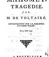 Play written by Voltaire