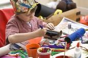Enfasis en habilidades artisticas y culturales