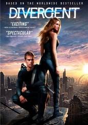 Divergent was my favorite book that we read.