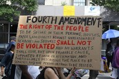Fourth Amendment: Right to refusal of search