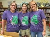Fourth Grade Teachers:  Mrs. Waite, Mrs. Greene, and Mrs. McFaddin