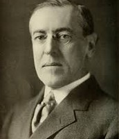 President Woodrow Wilson: