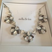 Lila Statement Necklace - Was $74, now $35