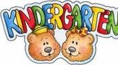 Incoming Kindergarten Assessments