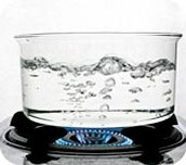 Koken waarbij water een hele belangrijke rol speelt