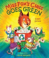 Miss Fox's Goes Green