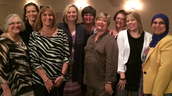 PISD Service Pin and Retirement Dinner