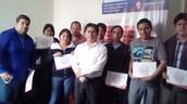 Certificación y Accesos a Aula Virtual