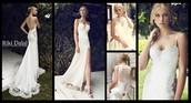 שמלות כלה מעוצבות - ריקי דלאל