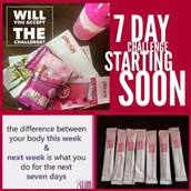 7 Day Challenge Starts Soon!