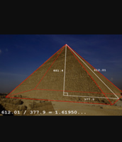 right angled triangles in real life