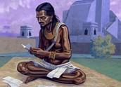 Brahmagupta 600 A.D.