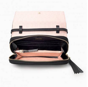 Nolita Medium Crossbody - Black - $45