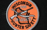 This is the patch that you get when you pass hunter safety