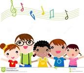 Bronco Choir Performance