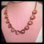 Peach & Gold stone somervell