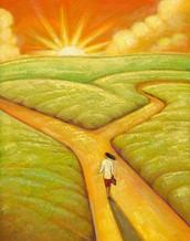 """""""Le decisioni sono un modo per definire se stessi. Sono il modo per dare vita e significato ai sogni. Sono il modo per farci diventare ciò che vogliamo. """""""
