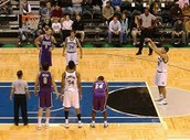 Free throw shots