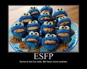 ESFP cookies!
