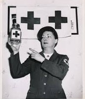 Working for the Red Cross during WWII