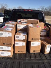 OCCT Boxes-- Delivered!