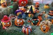 Pumpkin Patch-- Monday, October 21- Wednesday, October 30