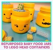 Baby Food Jars!