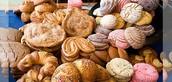 Te ofrecemos rico pan: