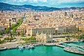 5. Barcelona, Spain