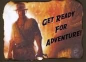 Indiana Jones Week!