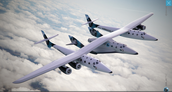 History of The SpaceShipTwo