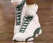 Ray Allen Boston Celtics Jordan 13